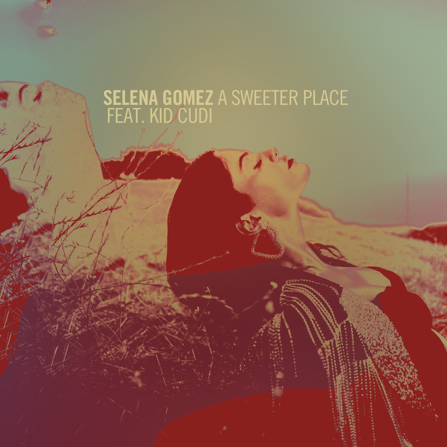 Selena Gomez feat. Kid Cudi - A Sweeter Place (Fanmade Cover)